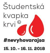 Študentská kvapka krvi