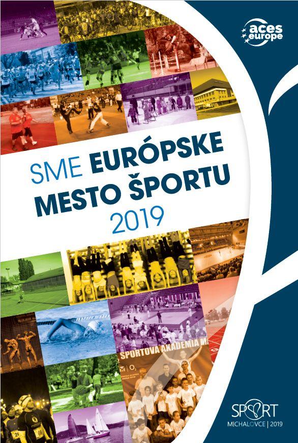 Európske mesto športu Michalovce 2019